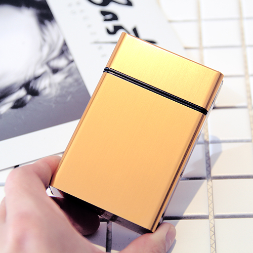 Цвет: Обычный портсигар 20 палочек {#Н1} Золотой {#Н2} поп крышка