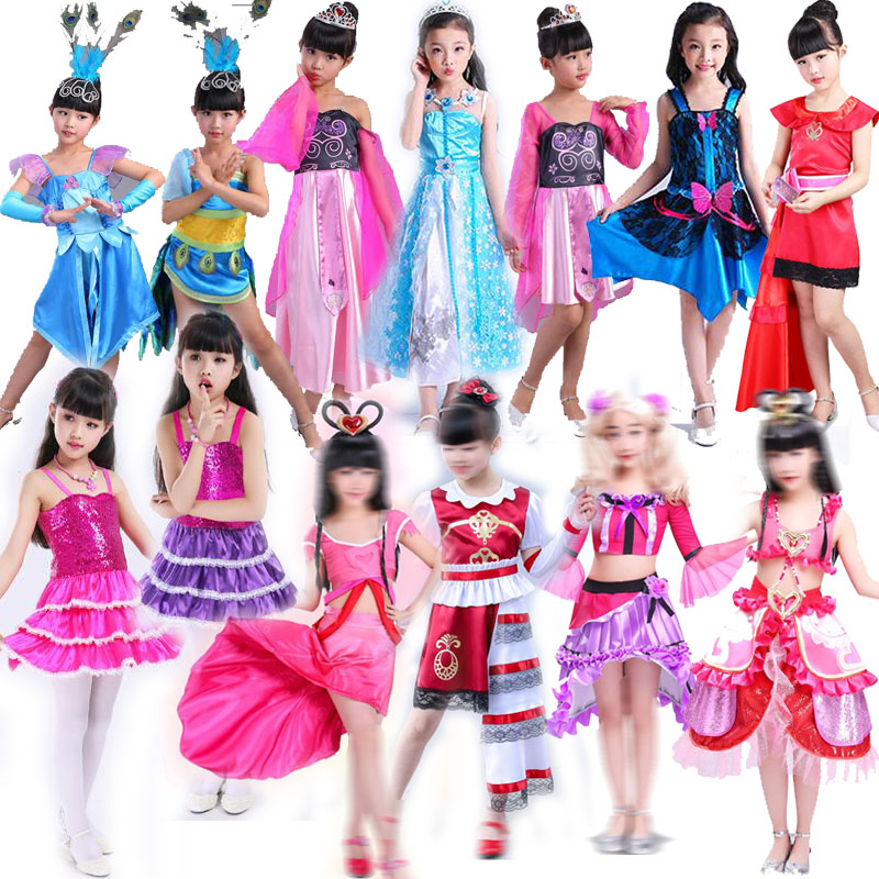 Christmas Costumes Dresses for Girls 918752