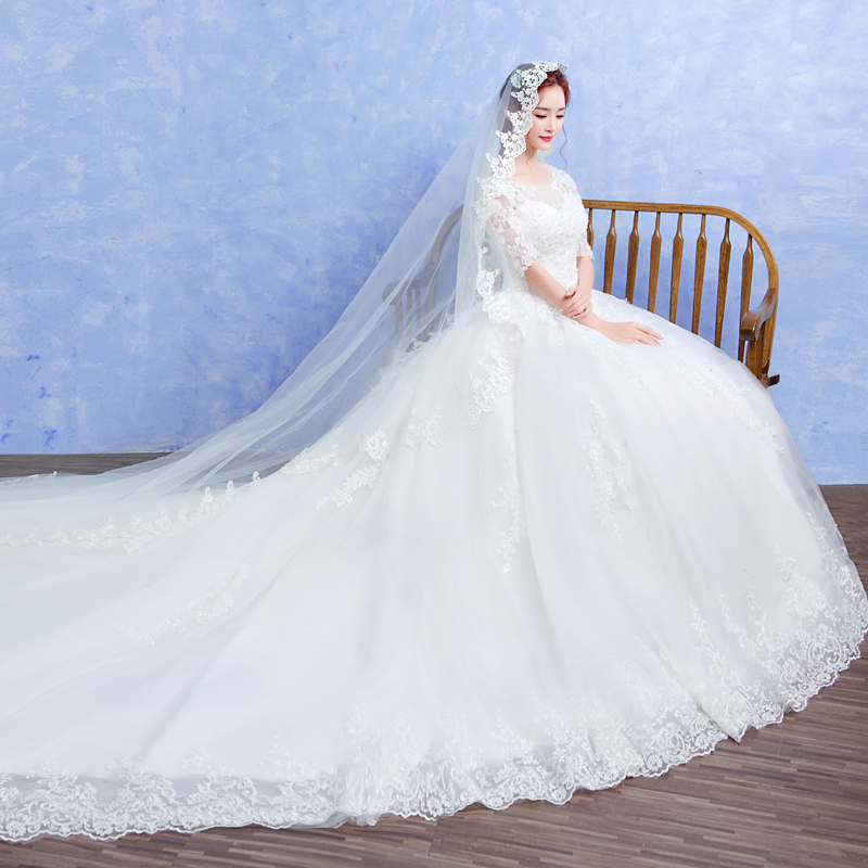 Wedding dress The recalled dreams cents ni h089 2016