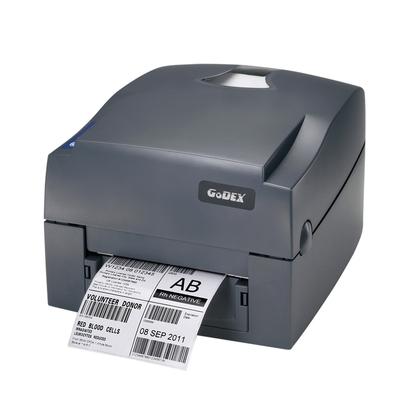 条码碳带godex科诚G500U服装吊牌珠宝超市商标价洗水唛头合格证不干胶快递电子面单贴纸打单机热敏标签打印机