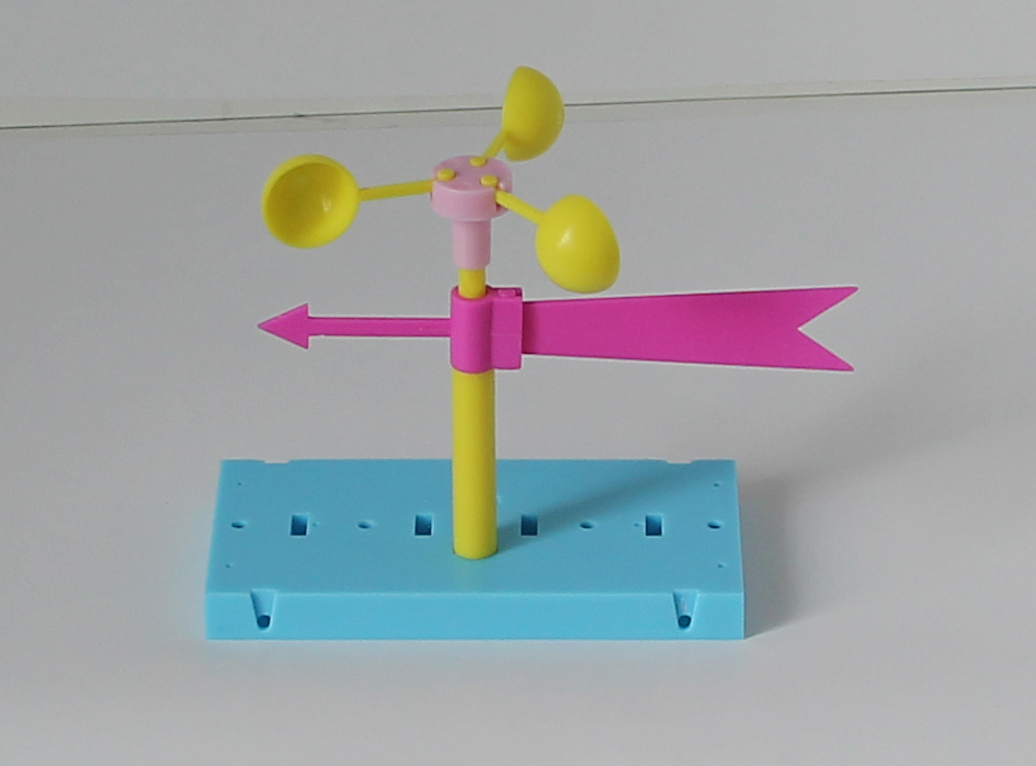 """儿童科学实验玩具风力风向手工diy制作材料幼儿园小学生科普器材"""""""