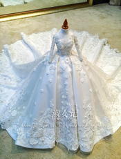 Wedding dress Lady in mind hs249