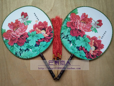 Веер Lovers in Paris and crafts