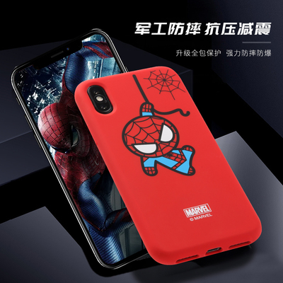 iPhone 11/11pro/11pro max Spiderman High Quality Case 785512