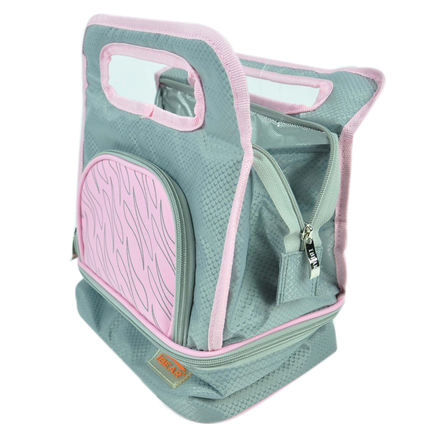 IBEAR/Iberl Oxford depth waterproof insulation lunch bag X-001A capacity 7L