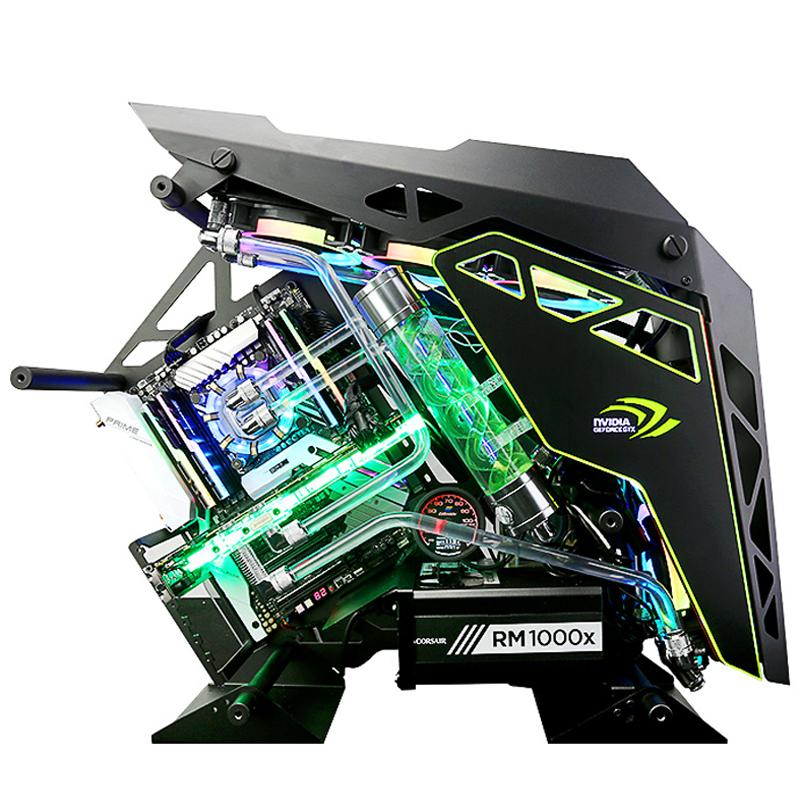 协手水冷i9 7900X-RTX2080-吃鸡游戏台式组装电脑发烧型DIY主机