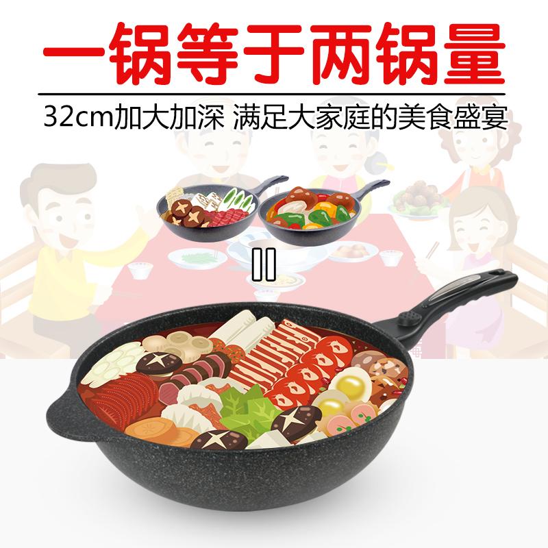 Сковорода Kitchenart 32cm