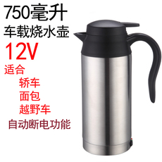 термос Car electric kettle 12v24v 100