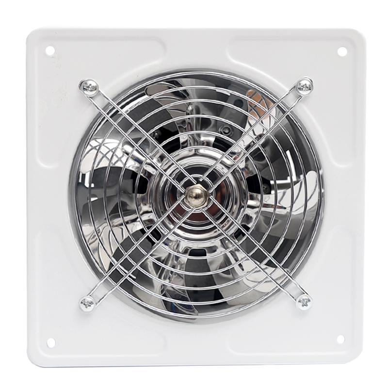 Exhaust Fan Fume Exhaust Fan Kitchen Toilet Wall 6 Inch Window Ventilator  Fan Changer 150 Exhaust Fan