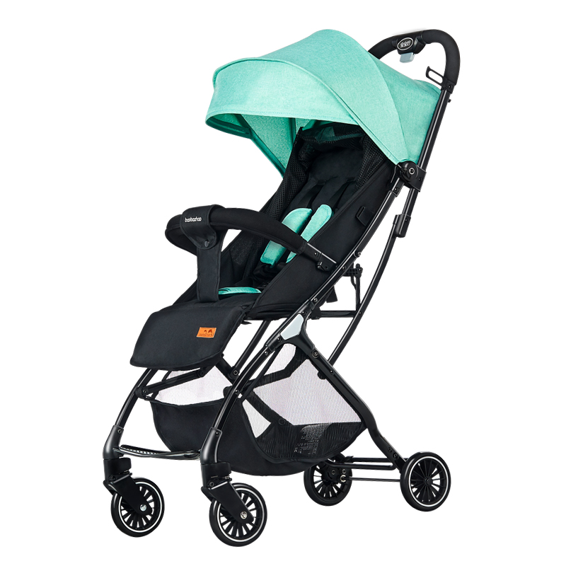 Baby good baby stroller lightweight folding can sit reclining ultra light kids simple pocket trolley children umbrella