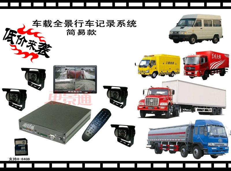 Видеорегистратор Car Jingtong  360 720P