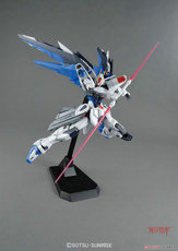 Toys from the gundam series Bandai