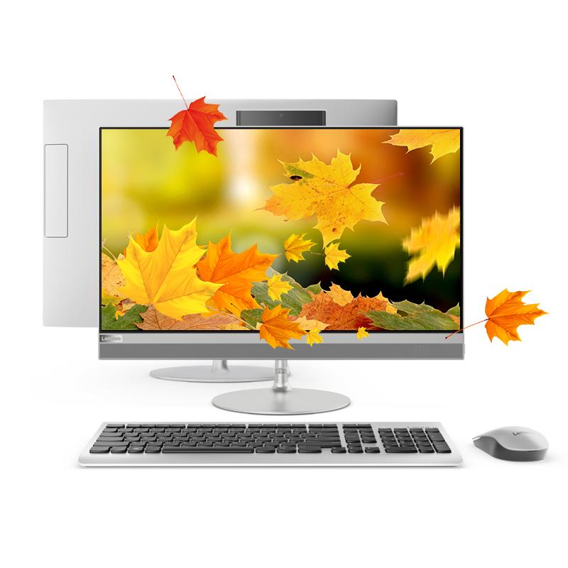 Lenovo-联想AIO 520 27英寸超高清屏一体机台式机电脑i5 4G独显