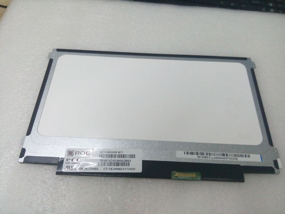 New 11.6-inch small mouth 30-pin NT116WHM-N11 flat panel LCD screen