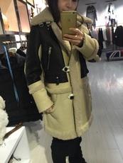 Кожаная куртка Chloe Ch#le