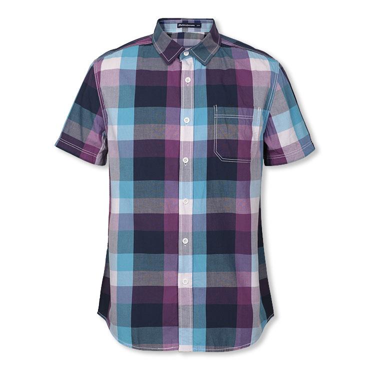 Рубашка мужская The meters Bonwe 221167