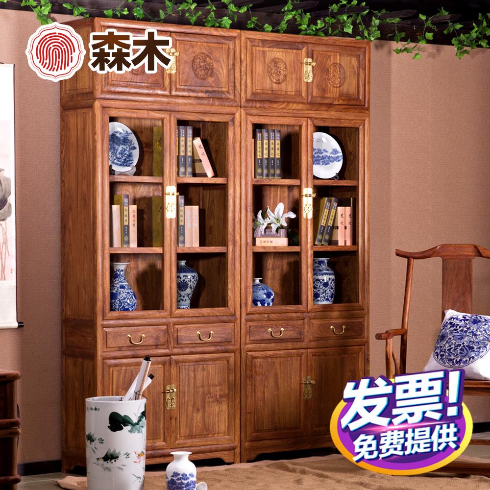 Книжный шкаф Nathan Wood