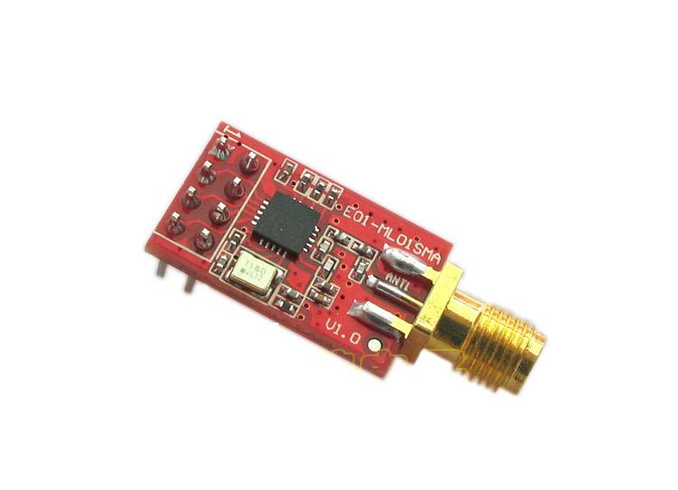 Частотные элементы «Импорт промышленных устройств» nrf24l01 + | 2.4 GHz RF беспроводной модуль | число | трансивер модули |