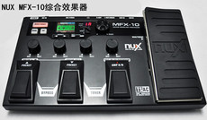 Процессор эффектов Little Angel NUX MFX-10