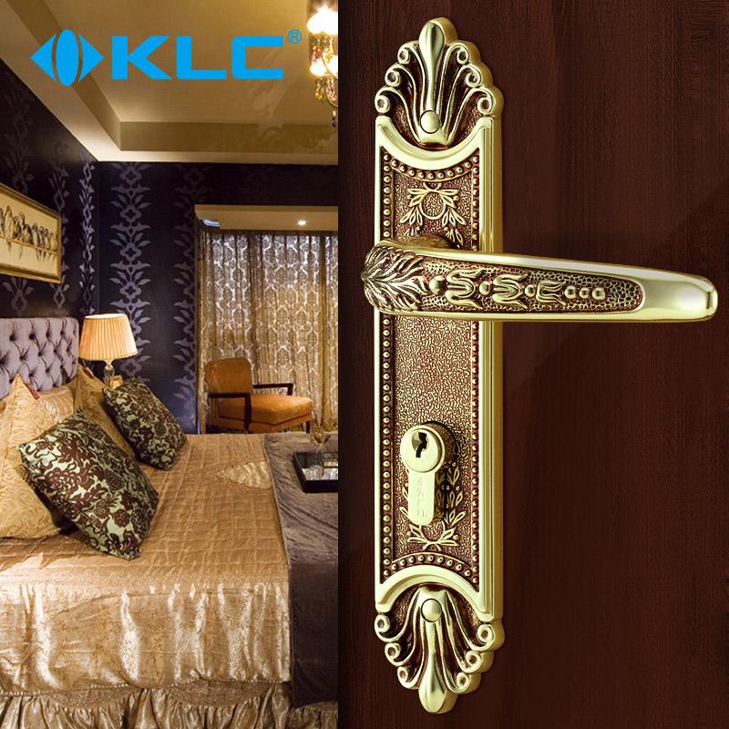 klc欧式室内门锁KC1-Z918B617 OG