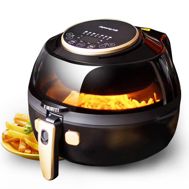 九阳空气炸锅KL-50G1家用智能多功能大容量无油低脂薯条机电炸锅