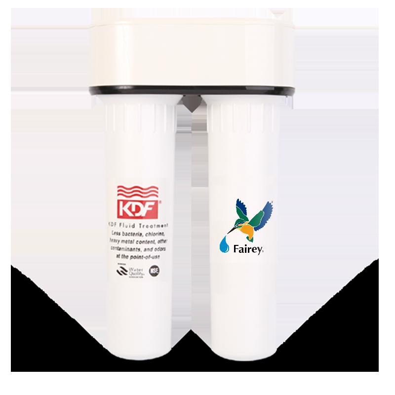 英国道尔顿净水器家用直饮高端厨房净水机FIP201 FAIREY滤水器