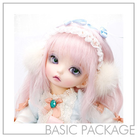 Кукла BJD OTHER  Fairyland Littlefee Luna Bjd/sd Soom Ai Volks 1/6bb Yosd