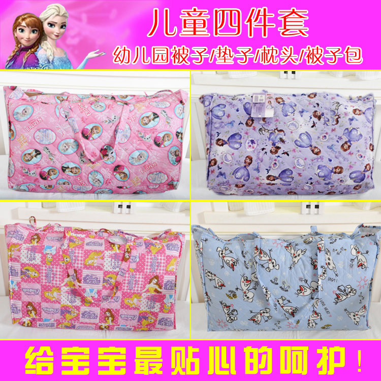 Foreign trade four set snow Cinderella toy story Princess Sophia children's mattresses