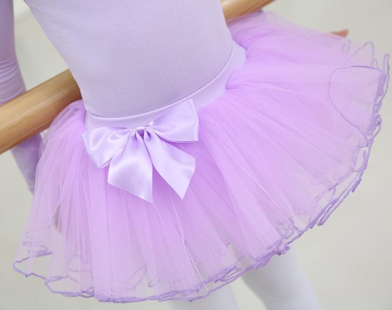 Танцевальная одежда девочек длинный рукав балета Туту практике весной и летом носить чистый хлопок короткие Детские Детский костюм