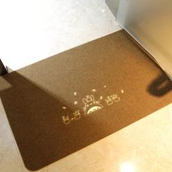 百搭进门地垫入户蹭土门垫 厨房卫生间防滑吸水脚垫 玄关地毯定制