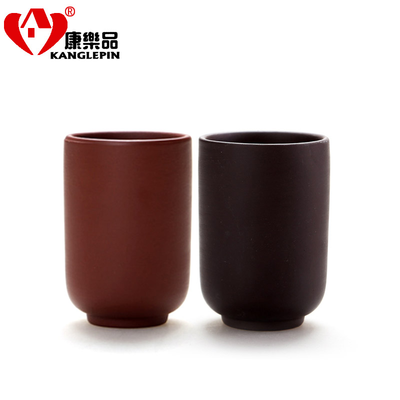 Recreational product yixing purple sand fragrance - smelling cup accessories straight cup tea fragrant cup form a complete set of sample tea cup fragrance - smelling cup tea cups