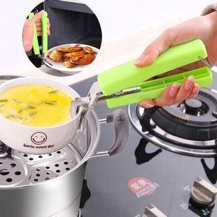 【防烫夹+取碗器】厨房夹盘器防烫夹取碗夹菜蒸夹端提盘子碟夹子2