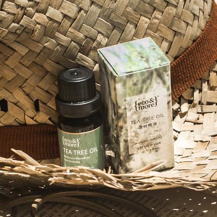 ecomore艾可茉澳洲茶树精油面部按摩复方精油护肤品化妆品包邮