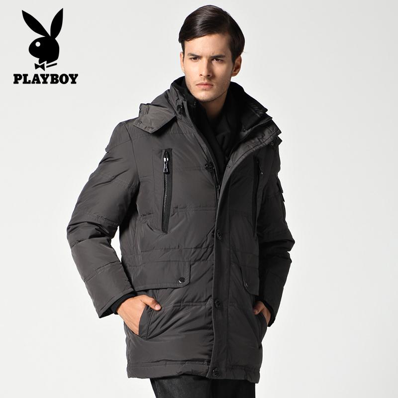 Пуховик мужской Playboy 588078 128078