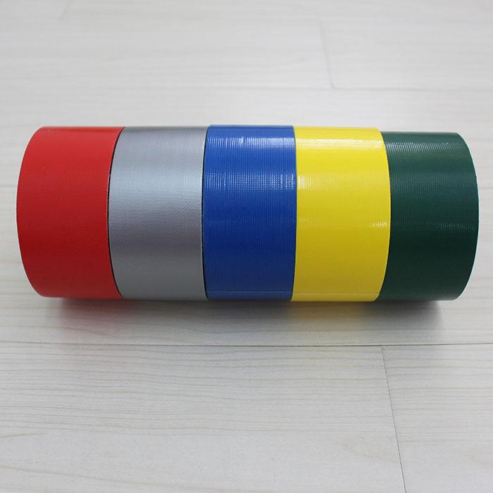 Клейкая лента Широкий красный скотч свадебная выставка пластик водонепроницаемый сильный вискоза одиночн-встали на сторону Non-остаточным цветом ленты ковер