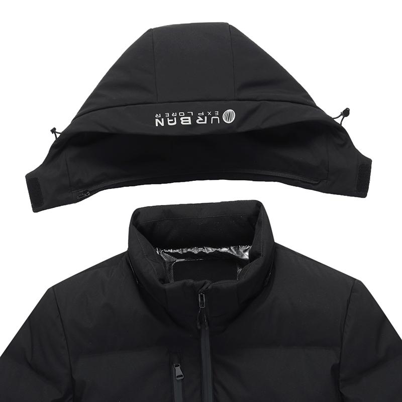 高梵 冬季新款男士短款羽绒服SY19D8712F