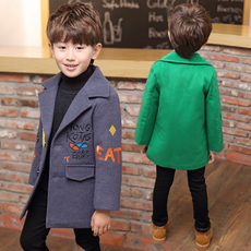 Baby coats OTHER Embroidered woolen cloth