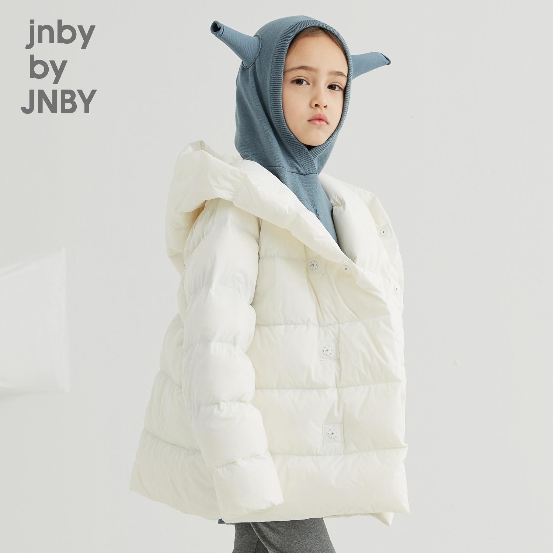 江南布衣童装秋冬2018新款男女童面包保暖儿童羽绒服1H8712611