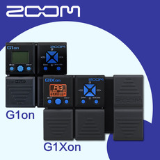 Процессор эффектов ZOOM G1ON G1XON G3N