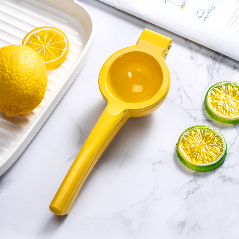 手动柠檬夹榨汁器,采用食品级不锈