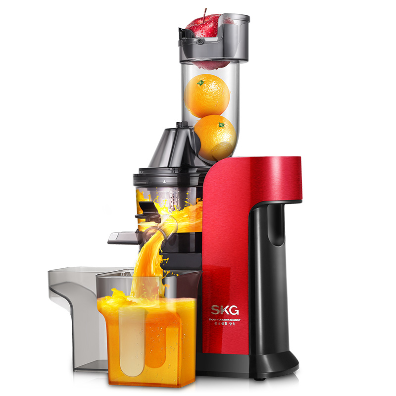 Skg A9 Large Caliber Juice Machine Automatic New Household Juicer Commercial Pulp Separation Fruit And Vegetable Multifunctional