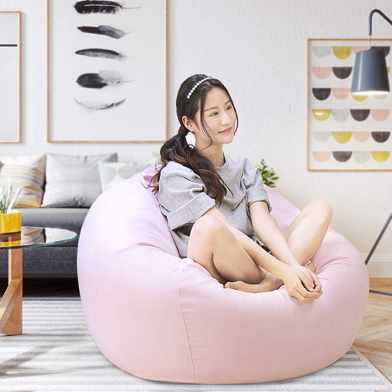 ChairWay lazy couch bean bag tatami chair small apartment living room bedroom single net red lazy cushion