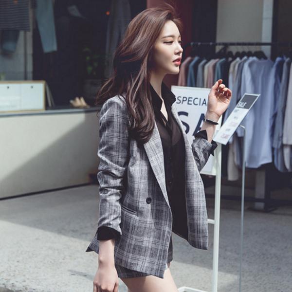 09aac1892973 new style dress Korean casual casual wear western style jacket