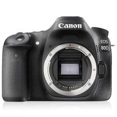 профессиональная цифровая SLR камера Canon 80D