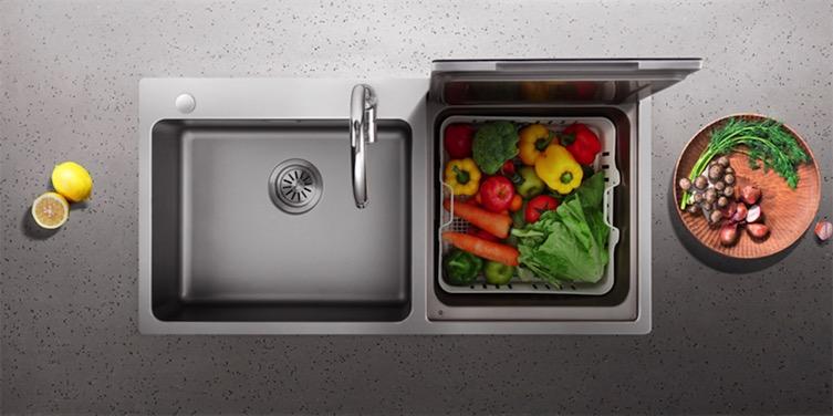 洗碗机还是手?你喜欢用哪个?