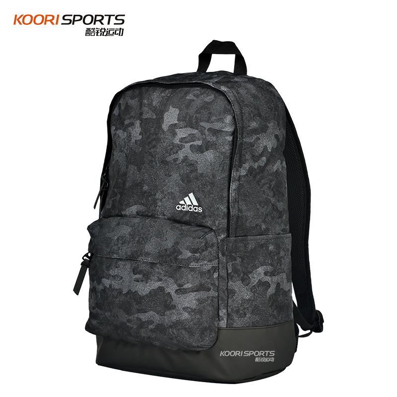 c4f8a5996938 Genuine Adidas Men s Bags Women s Bags 2018 New Sports Casual Backpack  Backpack Student Bag CV4934