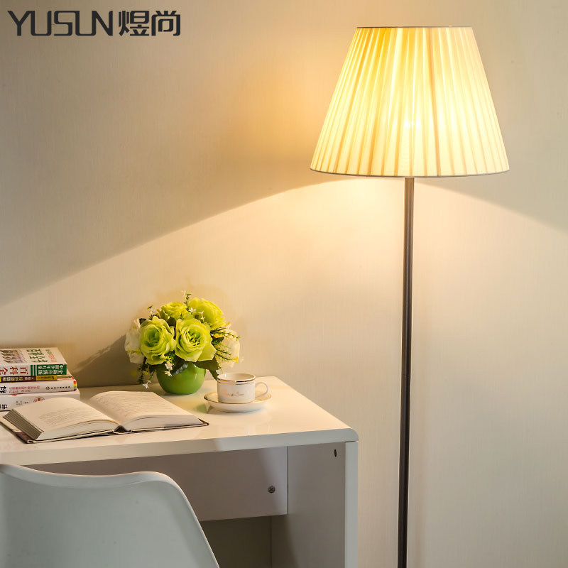 煜尚简约床头现代落地调光台灯YSLD-1068