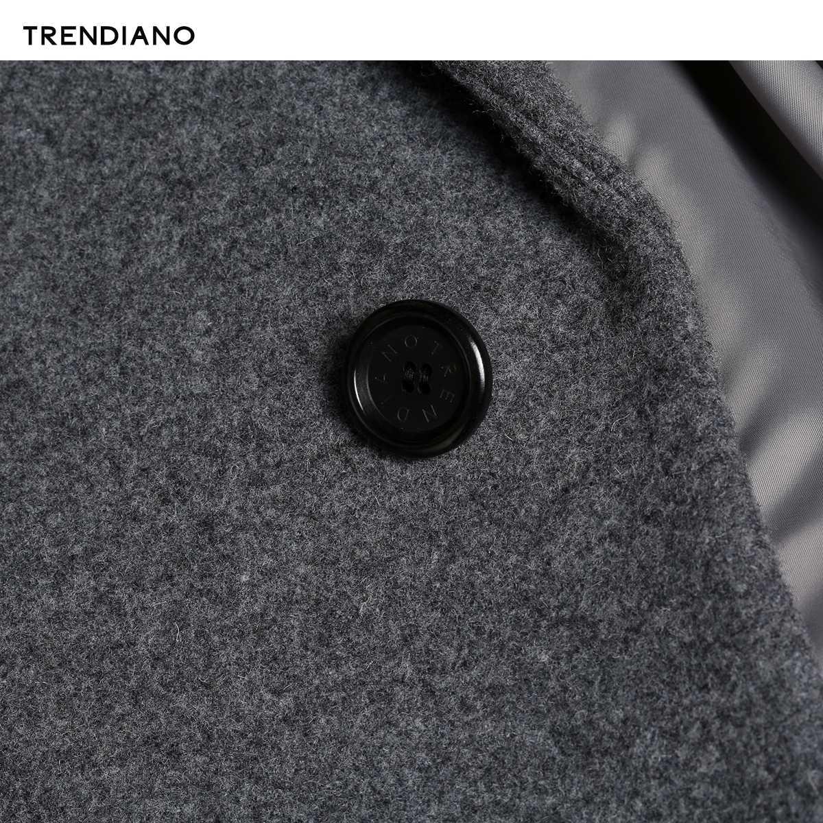 Men's coat Trendiano 3hc4341270 2016