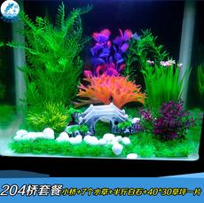 Ландшафтное украшение для аквариума 30-50-60cm