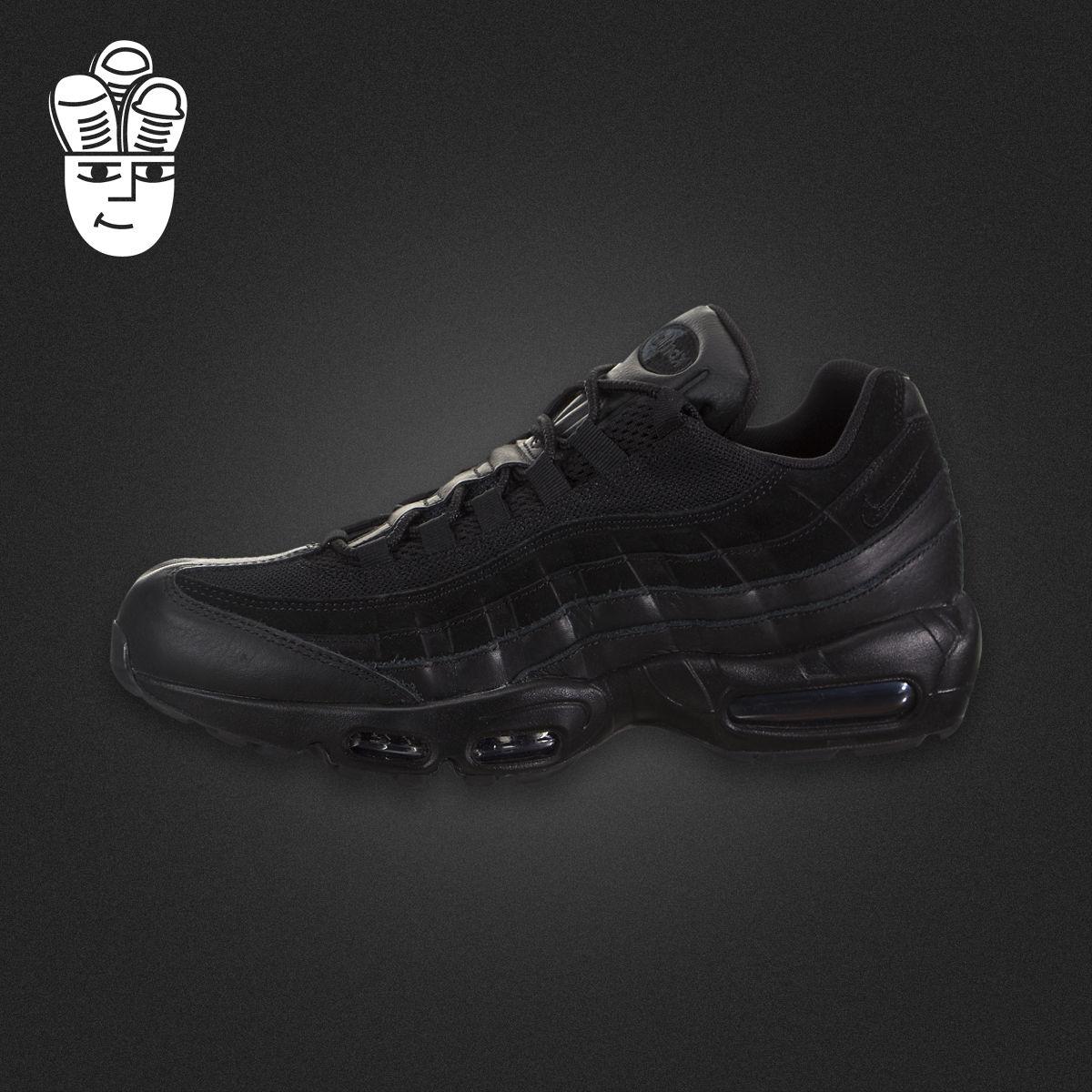 Nike Air Max 95 Pre 耐克男鞋 复古气垫跑步鞋 运动休闲鞋538416